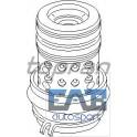 Support moteur avant pour Golf 3 et Corrado VR6