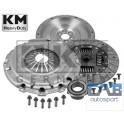 Kit embrayage + volant moteur A3 Golf 3 tdi 110 Golf 4 Leon A3 8L tdi 90 100 110 115
