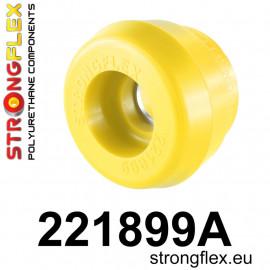 Jeu de butée coupelles avant polyurethane renforcé Strongflex 90Sha Golf 4 A3 8L TT Leon 1M Ibiza 6J Polo 6R