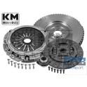 Kit embrayage + volant moteur PSA 2L hdi 110