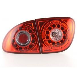 Feux arrière rouge à led Seat Leon 1M