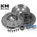 Kit embrayage + volant moteur Audi A4 B6 Passat