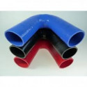 COUDES SILICONE 135°