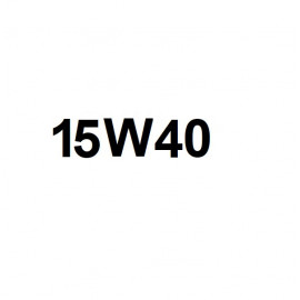 15W40
